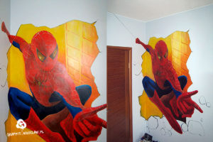 Graffiti-Wroclaw-Spiderman